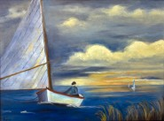 2010-0218-HeadingHome-Oil-22X27-CWR