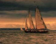 2012-0731-YachtAmericaCloseHauled-EfexPro4-11x14-VanGoghBristleBr-2697-CWR